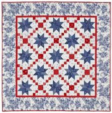 Oh My Stars Pattern Throws Fourth of July Quilts American ... & Oh My Stars Pattern Throws Fourth of July Quilts American Patchwork &  Quilting Adamdwight.com