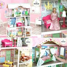 wooden barbie doll house furniture. Dollhouse Furniture Games Barbie Doll House Wooden Large R
