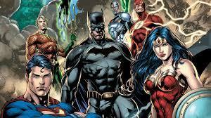 Justice League Dc Comic Art, HD ...