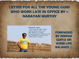 Late Quotes Beauteous Letter From Narayan Murthy To All Its Employees