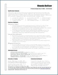 Resume Template Administrative Assistant Magnificent Corporate Resume Examples Corporate Resume Examples Best Resume