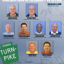 A look at 'pay-to-play' turnpike case defendants | News | pottsmerc.com