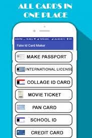 Android For Maker Free Card Id India Fake Maker wUYFq