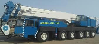 Liebherr Ltm 1160 Bsh Cranes