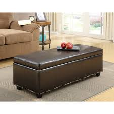 ... Large Size Of Ottoman:dazzling Beautiful Leather Ottoman Coffee Table  Furniture Havertys Storageround White Large ...