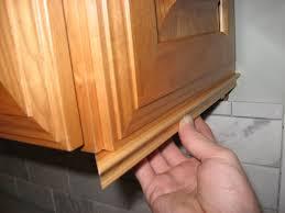Kitchen Cabinet Trim Molding Ideas Kitchen Sohor