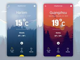 Android Weather App Design Pin On Ui Design