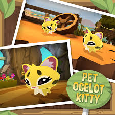 Image result for animal jam pet ocelot