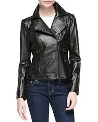 Quilted-Front+Leather+Jacket+by+Neiman+Marcus+at+Neiman+Marcus ... & Leather+Motorcycle+Jacket+by+Neiman+Marcus+at+Neiman+ Adamdwight.com