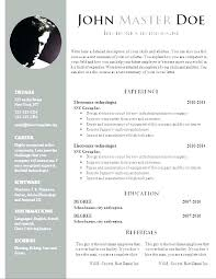 Download Word Doc Resume Word Document Download Templates Free Download Word Resume