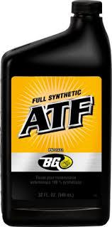 Bg Transmission Fluid Compatibility Chart Bg Full Synthetic Atf Bg Products Inc