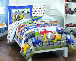 boy bed in a bag cars trucks airplane police car bedding for boys twin comforter set bed in a bag ensemble boy bed in a bag full size