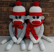 Sock Monkey Pattern Inspiration Fun Knitting Patterns 48 Sock Monkey Patterns