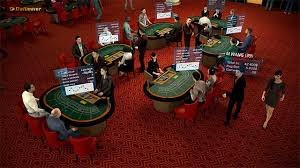 Gaming - Monitoring - Marketing optimisation for casinos: Dallmeier  electronic