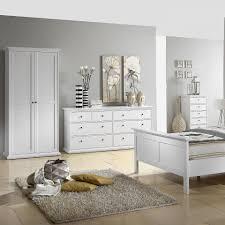 Kleiderschrank Weiß Klassischer Landhausstil Für Schlafzimmer