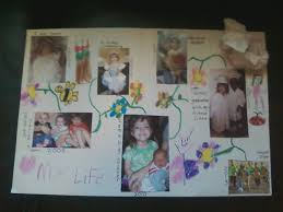 creative timelines for school projects the life timeline of an almost 6 year old