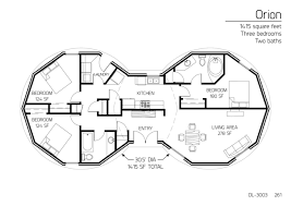 3 Bedroom Floor Plans Simple Inspiration Design