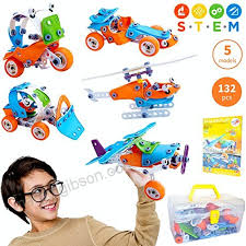 STEM Toys for Boys and Girls Fun Educational Engineering 7 8 9 10 Years