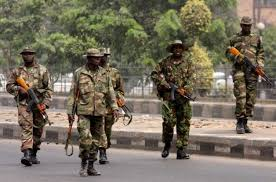Image result for nigerian troops