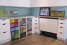 Sewing Room Storage Cabinets Sewing Room Ideas And Layouts Shelf Brackets Stainless Steel