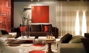... Red Living Room Interior Design Ideas 86 ...