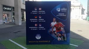 Europei Under 21 di calcio: Trieste sede di tre partite - TRIESTE.news
