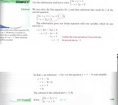 3 solve systems using the addition method