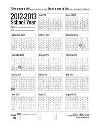 printable year calendar 2013 school year calendar 2012 13 template
