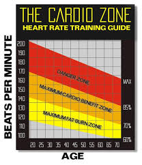 Optimal Heart Rate Chart Healthy Fat Burning Heart Rate