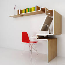 creative shelves design. 10 Workstation On Creative Shelves Design