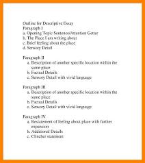 page rio blog how to write an outline for a narrative essay descriptive essay outline sample jpg