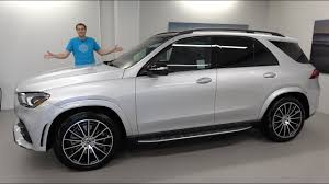 Check gle specs & features, 4 variants, 8 colours, images and read 11 user reviews. The 2020 Mercedes Benz Gle Is An Excellent Luxury Suv Youtube
