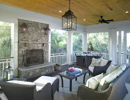 back porch fireplace enclosed back porch rustic porch and chimney ever back porch fireplace