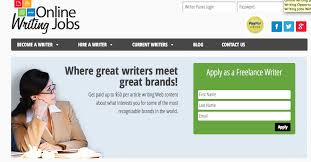 places to lance writing jobs online writing jobs becoming