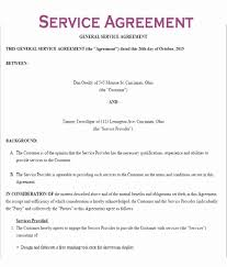 Business Service Agreement Template Sales Agreement Template Word Best Of Service Contract Template 23