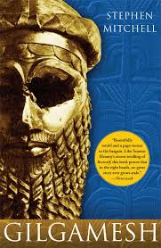 Image result for epic of gilgamesh book cover