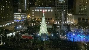Christmas Tree Lighting Union Square San Francisco 2013  YouTubeChristmas Tree In San Francisco