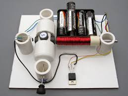 simple homemade electric motor. Motor On A Hall Effect IC Simple Homemade Electric