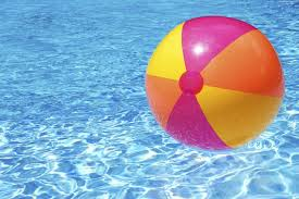 Perfect Pool Water With Beach Ball Floating On Images Hd Wallpapers To Simple Ideas