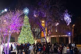 2018 Christmas Tree Lighting Ceremony At St Marys