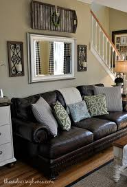 living room ideas leather furniture. Collection In Black Leather Sofa Living Room Design 17 Best Ideas Furniture