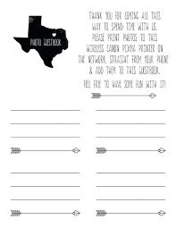 Visitors Book Template Free Download Free Guest Book Page Template