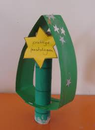 Afbeeldingsresultaat voor knutsel kerstboom