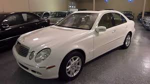 2003 Mercedes-Benz E320 4dr Sedan 3.2L SOLD (#2191) - YouTube