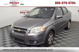 Chevrolet Aveo In Michigan For Sale ▷ Used Cars On Buysellsearch