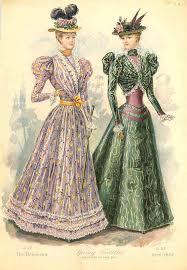 Мода века мода 19 века