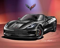 2015 corvette black. Delighful 2015 Size16 X 20 8000  To 2015 Corvette Black Y