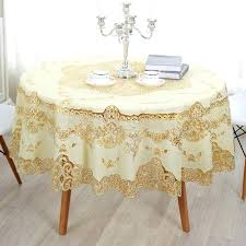 simple gold sequin tablecloth overlay tablecloths for wedding lace round table in from home garn on