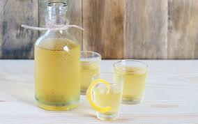 Homemade limoncello recipe