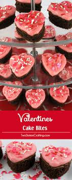 Unique Valentines Day Ideas For Him Cake Bites Recipe Mini Cakes And